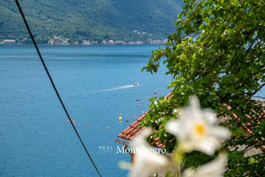 Stone house and land for sale in Kotor